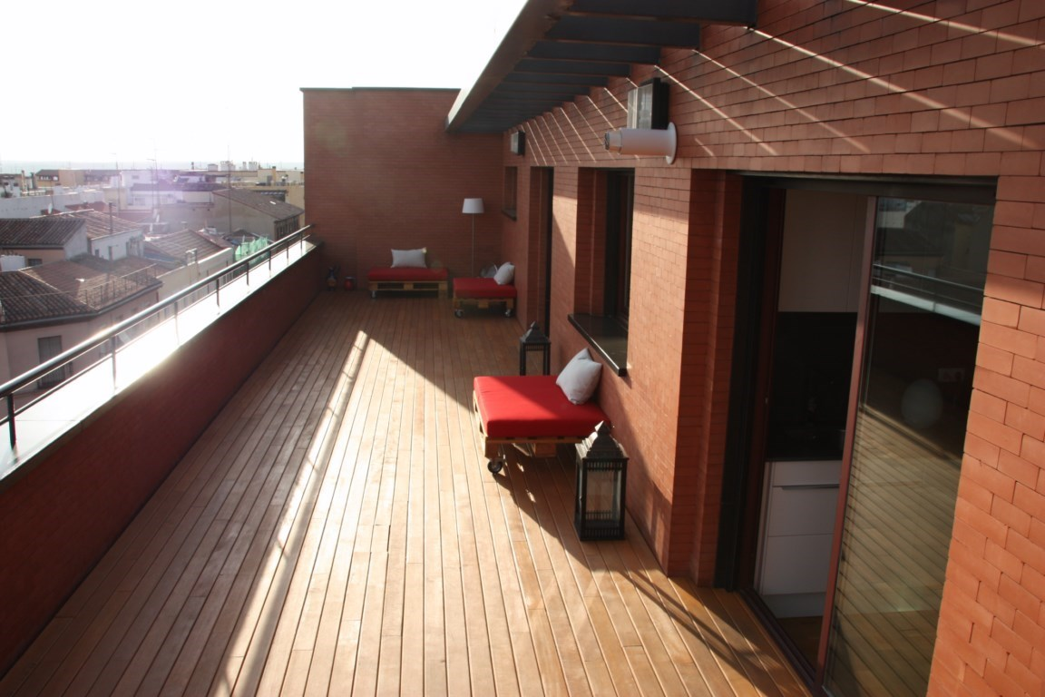Rent Madrid Penthouse Terrace
